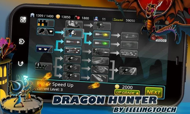 Dragon Hunter Mod Apk Free Download