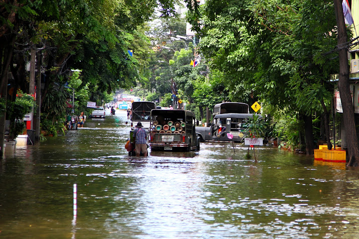 Bangkok: The Sinking City Faces Severe Climate Challenges