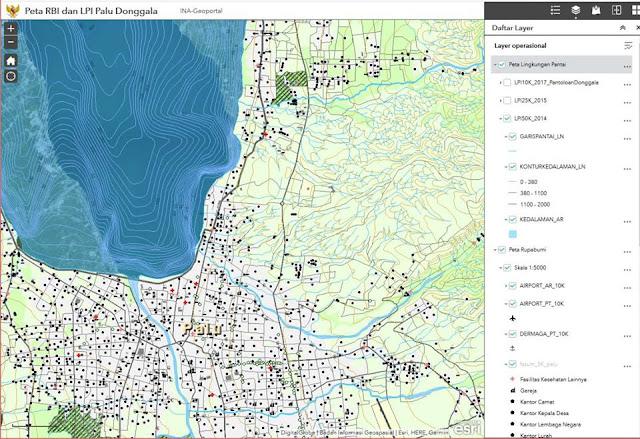 Sistem Informasi Badan Informasi Geospasial Republik Indonesia