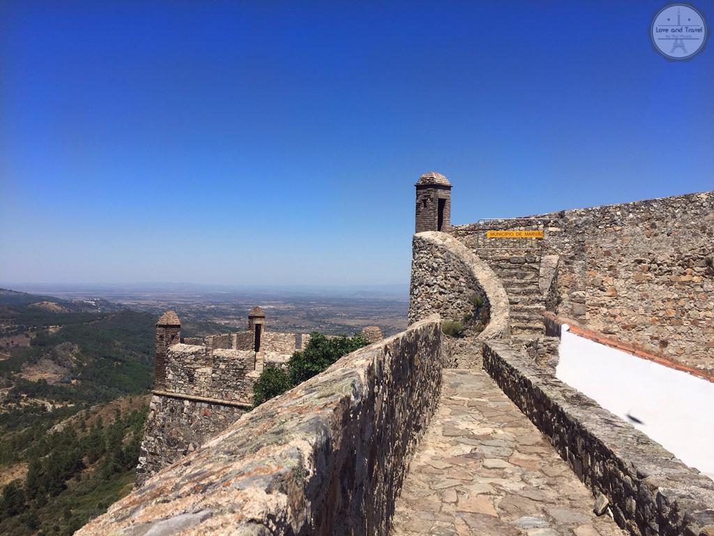 Castelo de Marvão Portugal