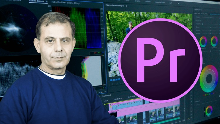 Adobe Premiere Pro CC 2017: Fast Track to Video Editing - Udemy Coupon