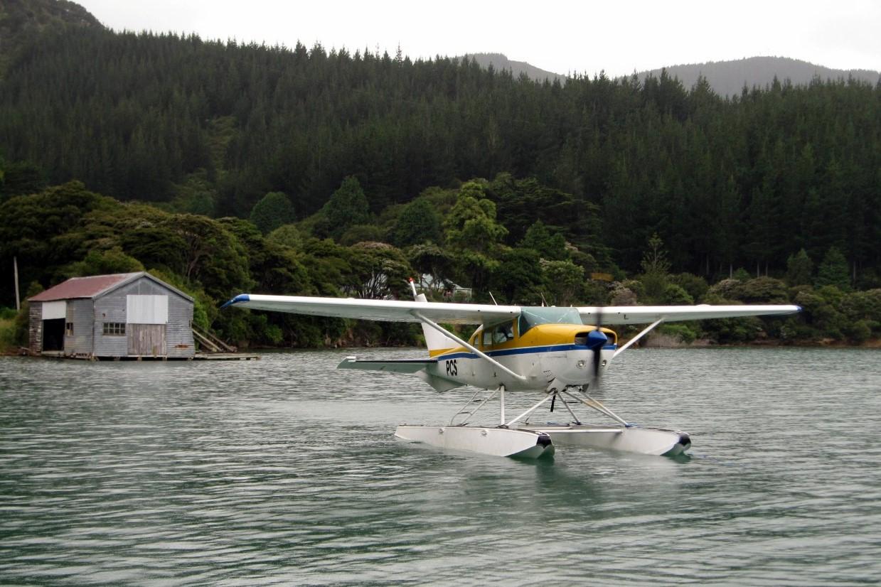 New Float Plane