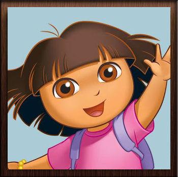 Dora l'Exploratrice - Avatar en HD