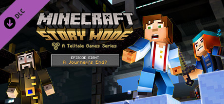 Minecraft Story Mode Episode 01 – 08 PC Full Version