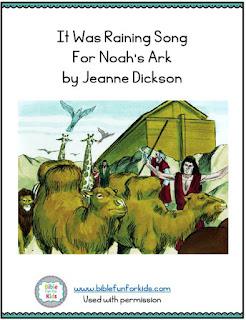 http://www.biblefunforkids.com/2018/11/noahs-ark-new-songs.html