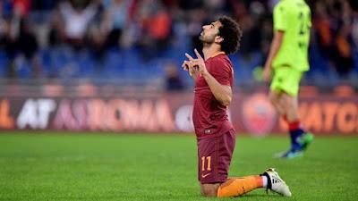 Liverpool Resmi Boyong Mohamed Salah