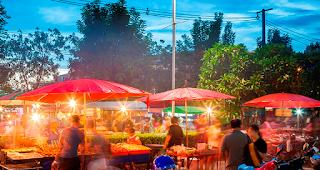 Tips Berniaga Mee Goreng Di Pasar Malam