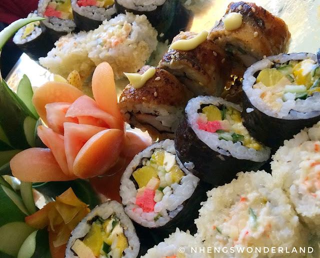 Spice Cafe - Assorted Maki