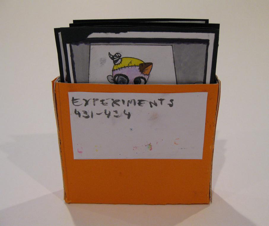 Mackenzie's Unfortunate Card Characters | MEGANZ School of Visual