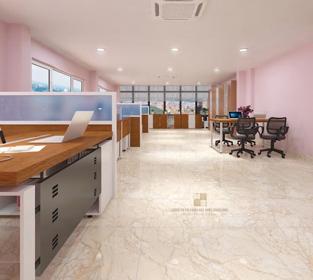 Tư vấn thiết kế nội thất văn phòng chuyên nghiệp - H2