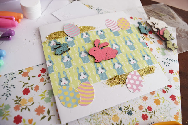 Easter Card Tutorial