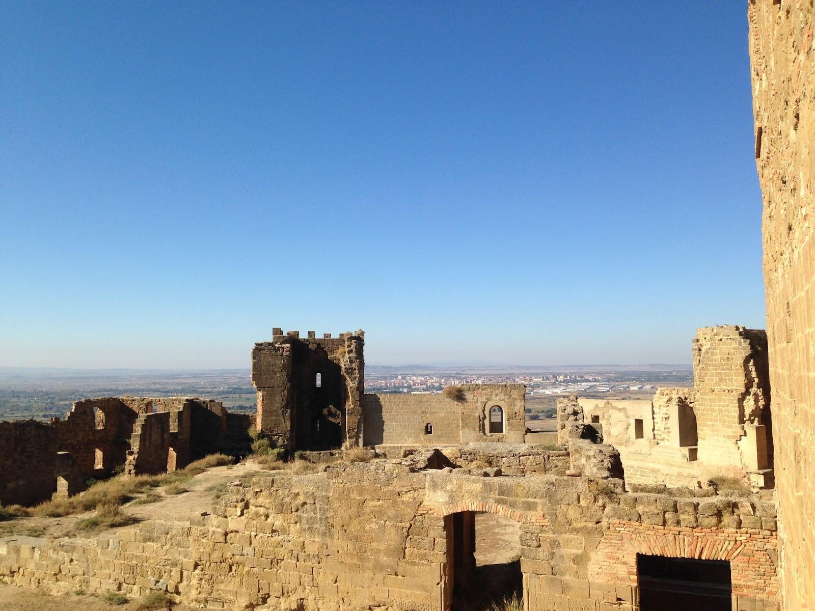 Por Que Me Gustan Los Castillos: 10.000 Cosas Que Me Gustan : 00215 El Castillo De Montearagón