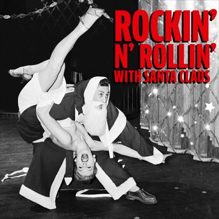 Rock N Roll Christmas Tree: CHRISTMAS: Rockin' N' Rollin With Santa Claus