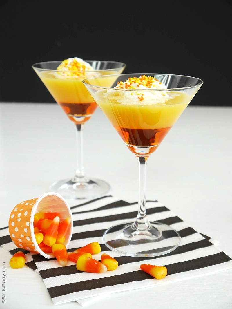 cocktail d 39 halloween saveur candy corn f tes party printables. Black Bedroom Furniture Sets. Home Design Ideas