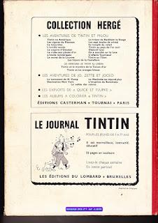 Recueil, Tintin, édition Belge, numéro 70, 1964