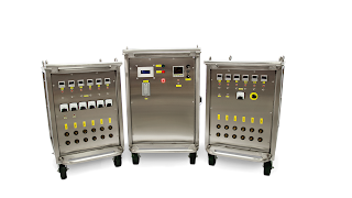 Hotfoil-EHS Stainless Steel Power Consoles