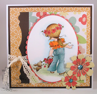 Heather's Hobbie Haven - Li'l Montana Card Kit