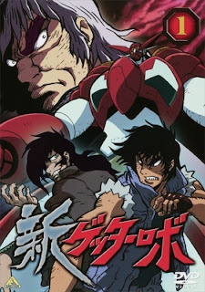New Getter Robo (2004) Legendado Torrent