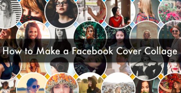 facebook cover photo collage maker enspirer facebook