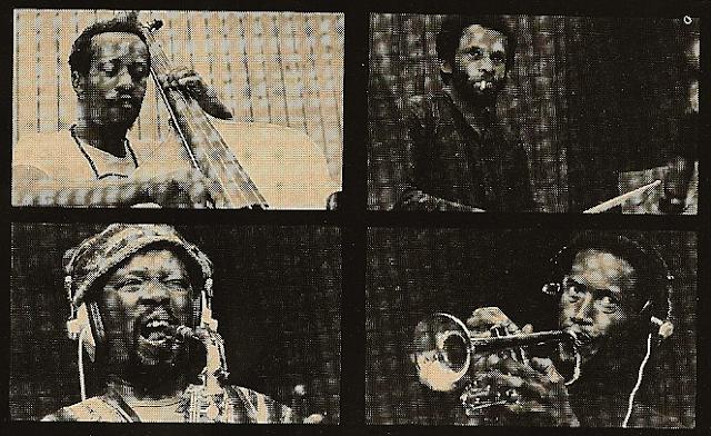 Johnny Dyani Quartet - Angolian Cry