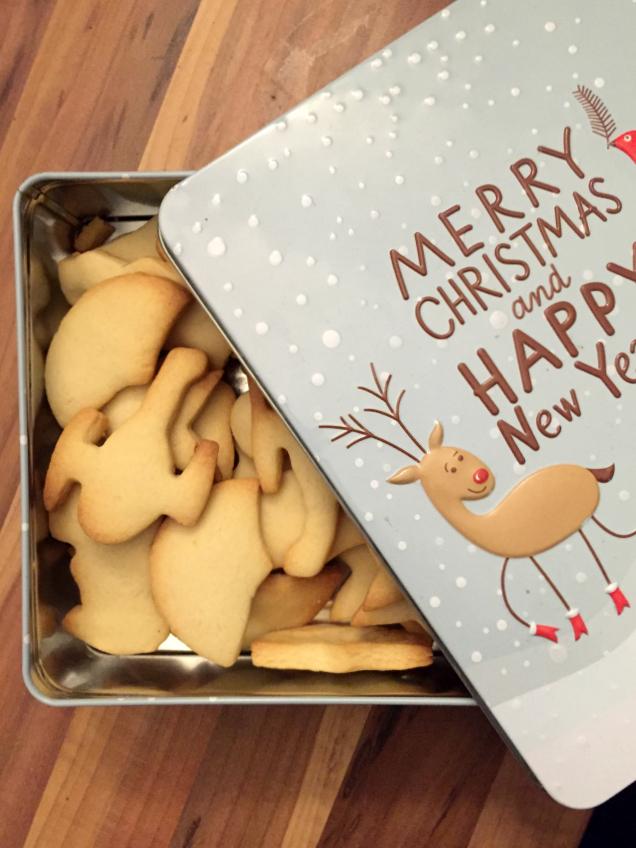 Leckere Weihnachtskekse, das Rezept ist soo simpel!