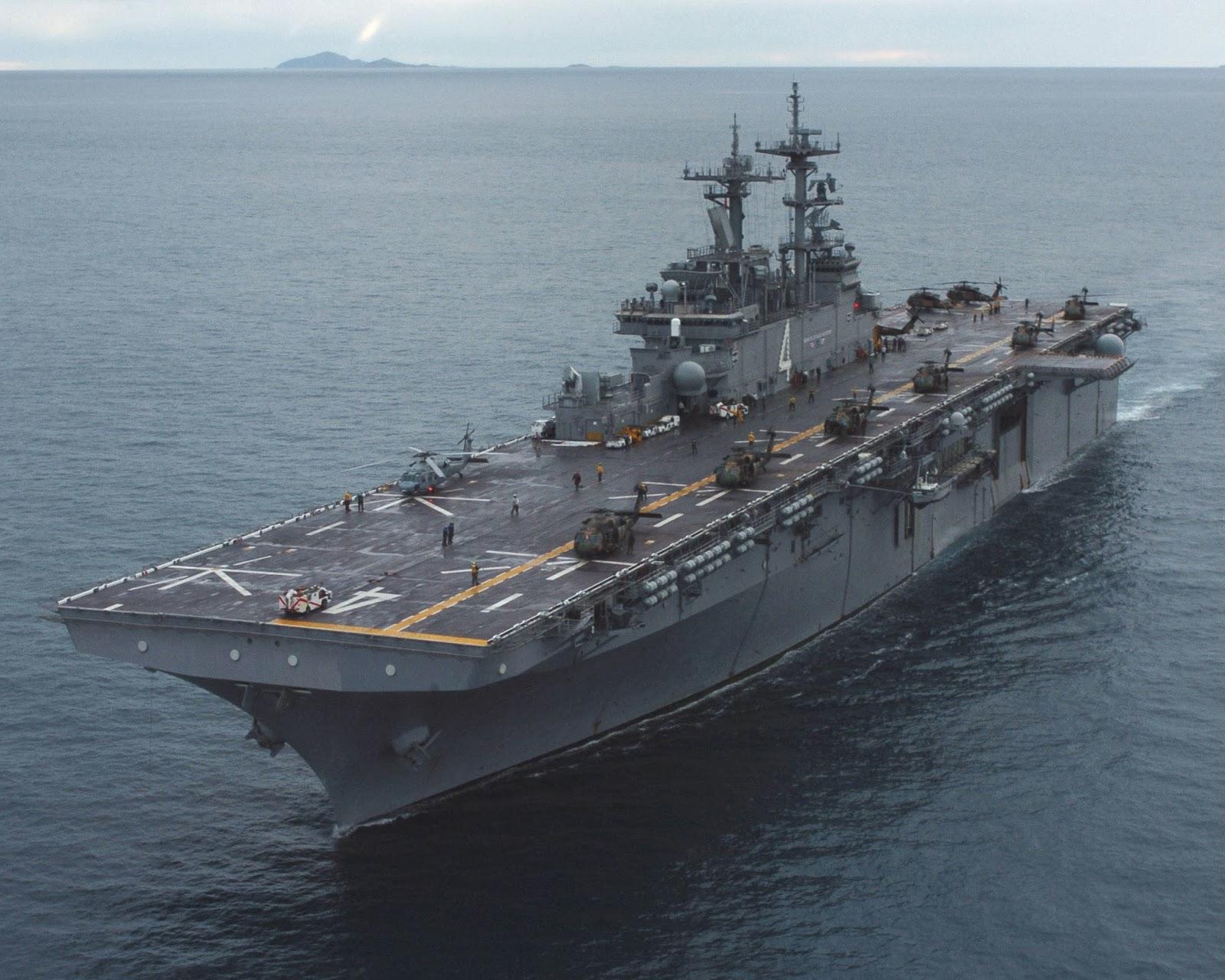 Amerika Serikat Mengirim Pasukan Marinir ke Yaman