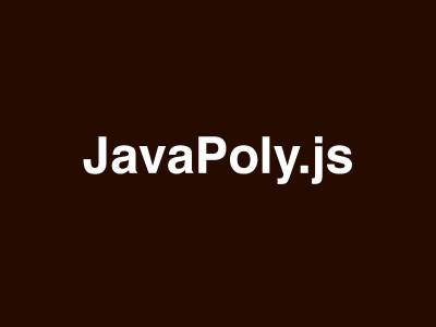JavaPoly.js: chạy Java ngay trên trình duyệt Web