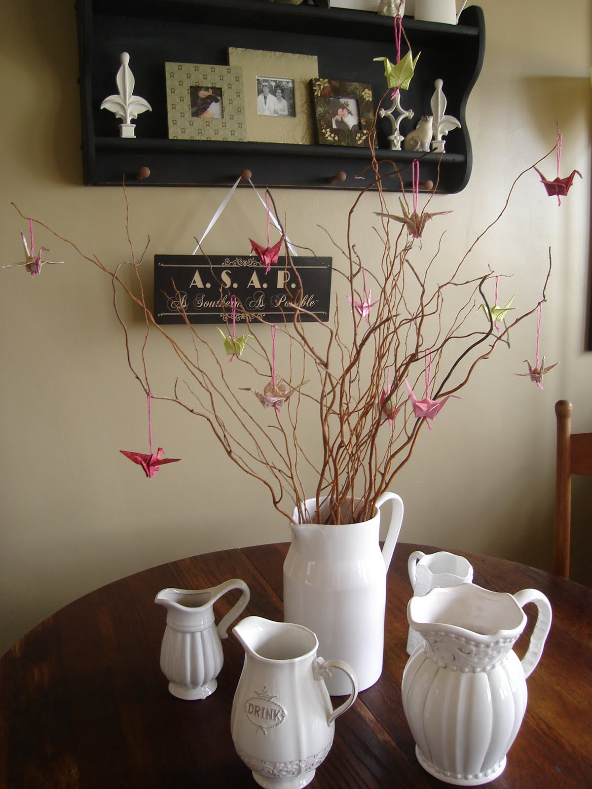 Nanniepannie's Blog: Origami Cranes - photo#33