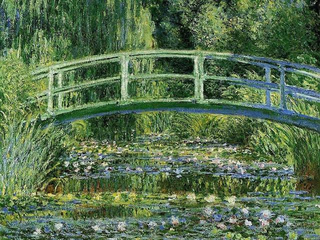 Giverny - ogród Claude'a Moneta