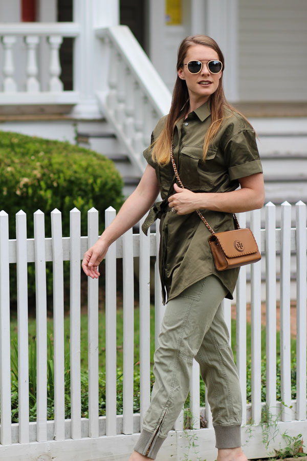 Olive Utility Pieces for Fall
