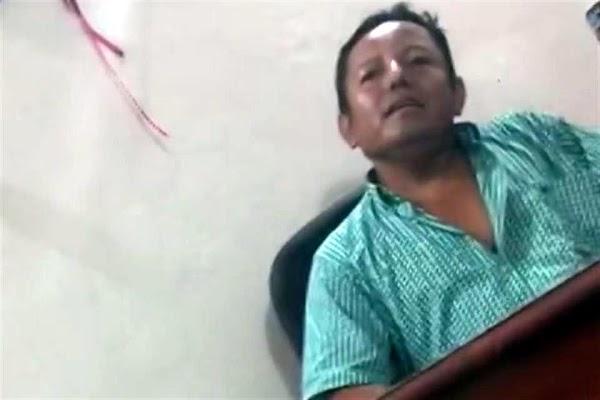 Alcalde de Oaxaca esconde víveres mientras damnificados se pelean por ellos