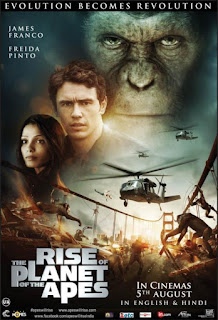 Rise of the Planet of the Apes (2011) กำเนิดพิภพวานร