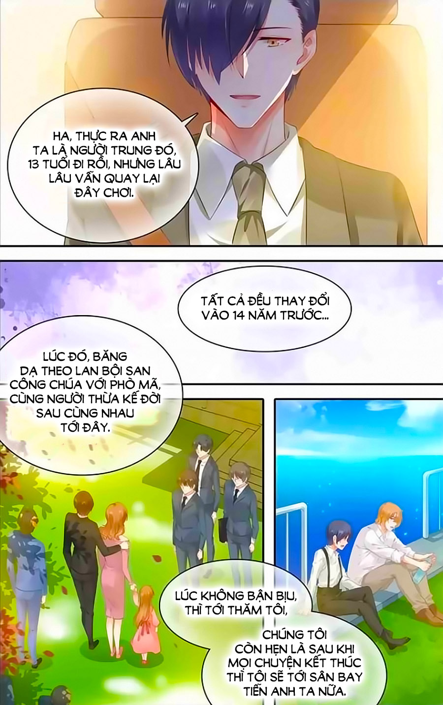Thuần Tình Nha Đầu Hoả Lạt Lạt chap 435 - Trang 10