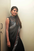 Shehnaaz Glam Stills in Saree HeyAndhra