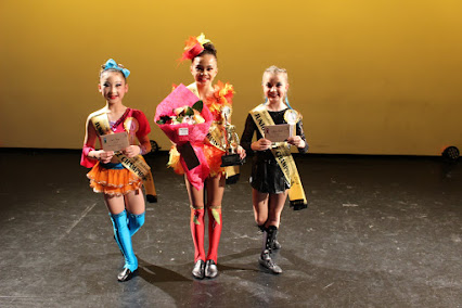 Junior Jazz Championship 2018 Placings