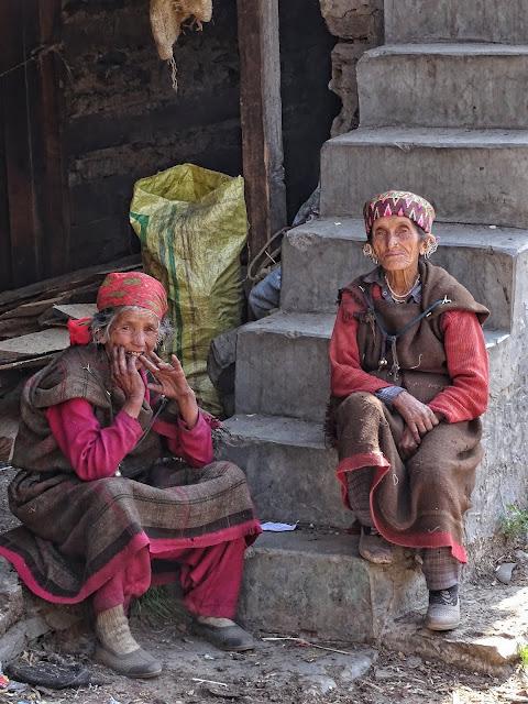 Women of Malana
