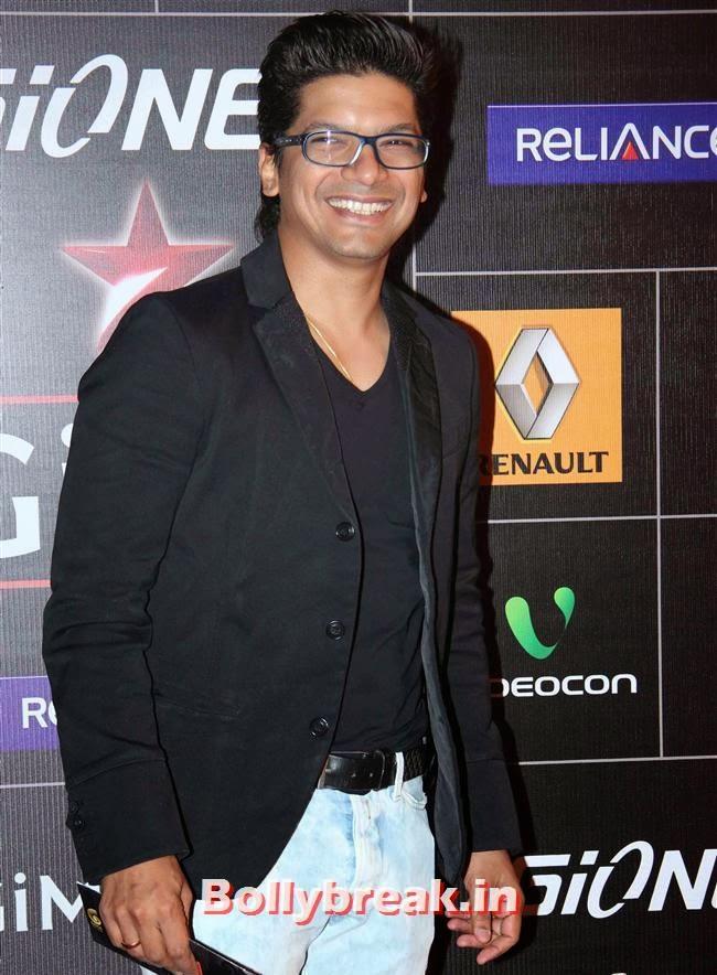 Shaan, Global Indian Music Awards 2014 Pics