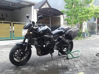 Dijual Moge Yamaha FZ-1 Tahun 2009 Harga Pilpres