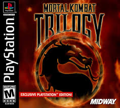 Mortal Kombat Trilogy - PS1 - ISOs Download