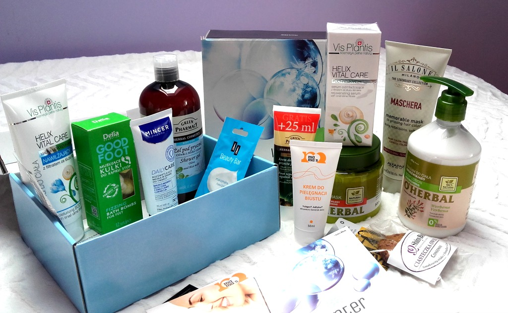 ShinyBox Winter Spa