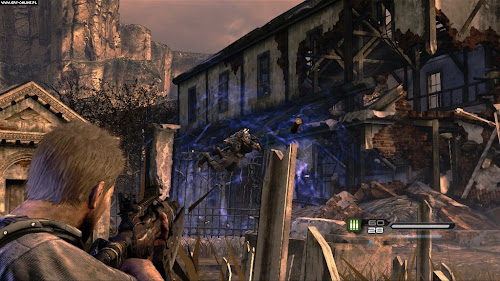Screen Shot Of Inversion (2012) Full PC Game Free Download At worldfree4u.com