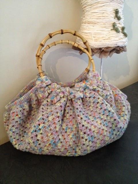 Sistersmade Granny Square Bag