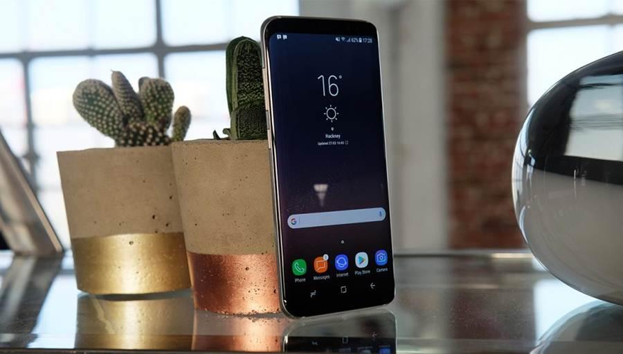 Update Samsung Galaxy S8 SM-G950U1 USA AT&T