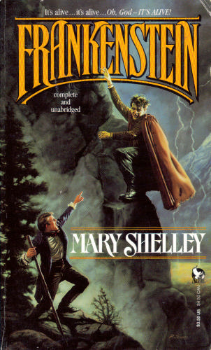 """A.S. Fritschner's Review of Books: """"Frankenstein"""" by Mary ..."""