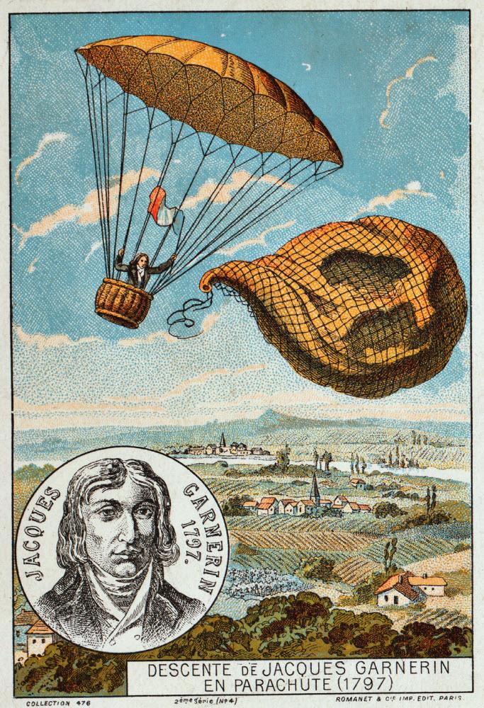 Garnerin parachute