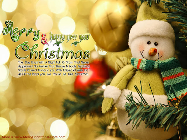 merry Christmas 2015 Quotes