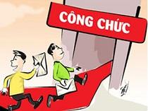 ngach luong cong chuc
