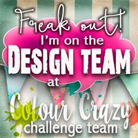 I design for the Colour Crazy Challenge!