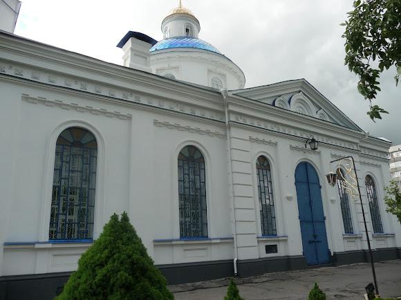 Сумы. Свято-Ильинская церковь. 1851 г. УПЦ МП