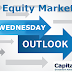 The Indian equity market is likely to open on a flat to positive note.